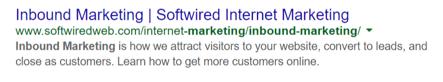 Inbound Marketing Bellingham